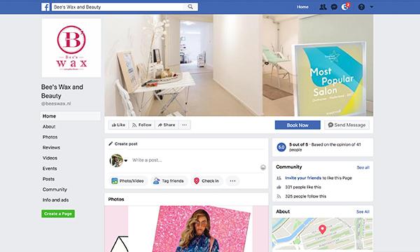 NL_Facebook widget